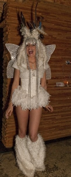 Sarah Stylisms entertainment adult ice queen