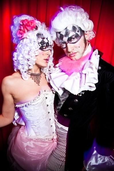 Sarah Stylisms Styling Masquerade