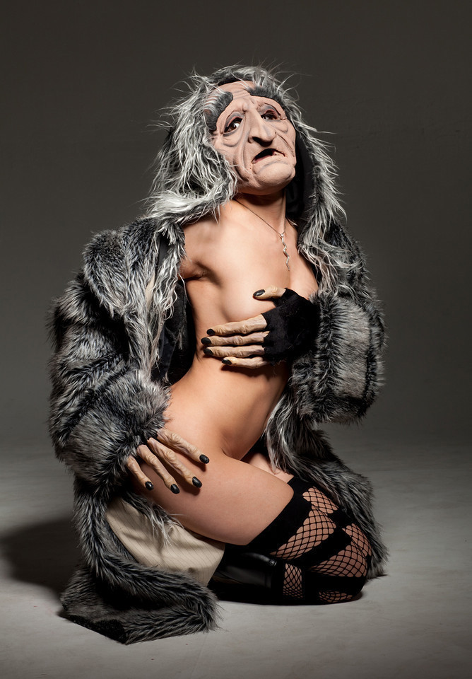 Sarah Stylisms Model