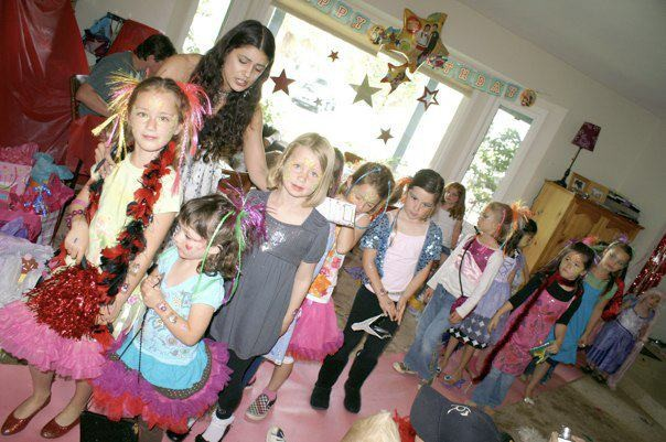 Diva Parties, Dress Up Fashion Show and More!