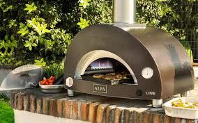 Alfaforni One Pizzaofen Holz oder Gas befeuert günstig kaufen rabatt