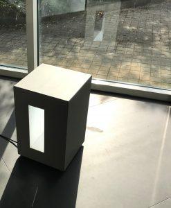 Hommbru TonBox Lautsprecher Lampe Beistelltisch