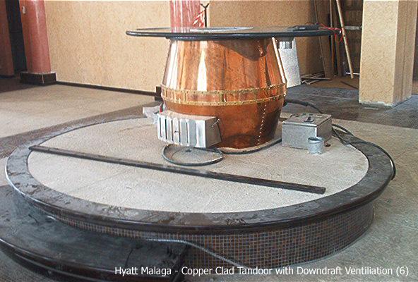 Beech Tandoor Ofen