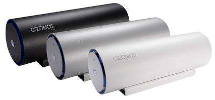 Ozonos Air Cleaner Luftreiniger für Hotelerie Gastronomie und Haushalt