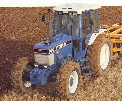 Ford 8210 |||