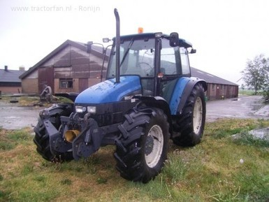 Ford 7635 (NH)