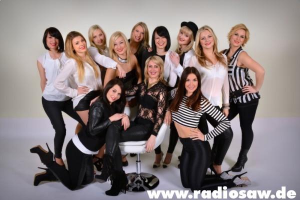 Die radio SAW Dancer ( Foto radio SAW / Michael Deutsch )