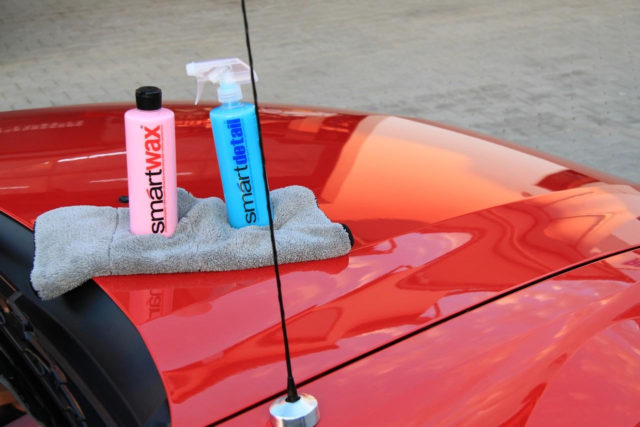 Smartwax Wachs plus Smartdetail
