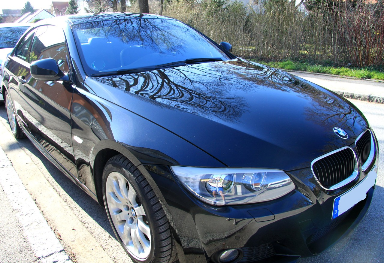 BMW E92 Coupé