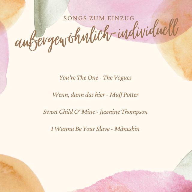 Lieder Freie Trauung Hochzeit Einzug Braut Bräutigam Olpe NRW Traurednerin Hochzeitsblog Musik Heiraten außergewöhnlich individuell