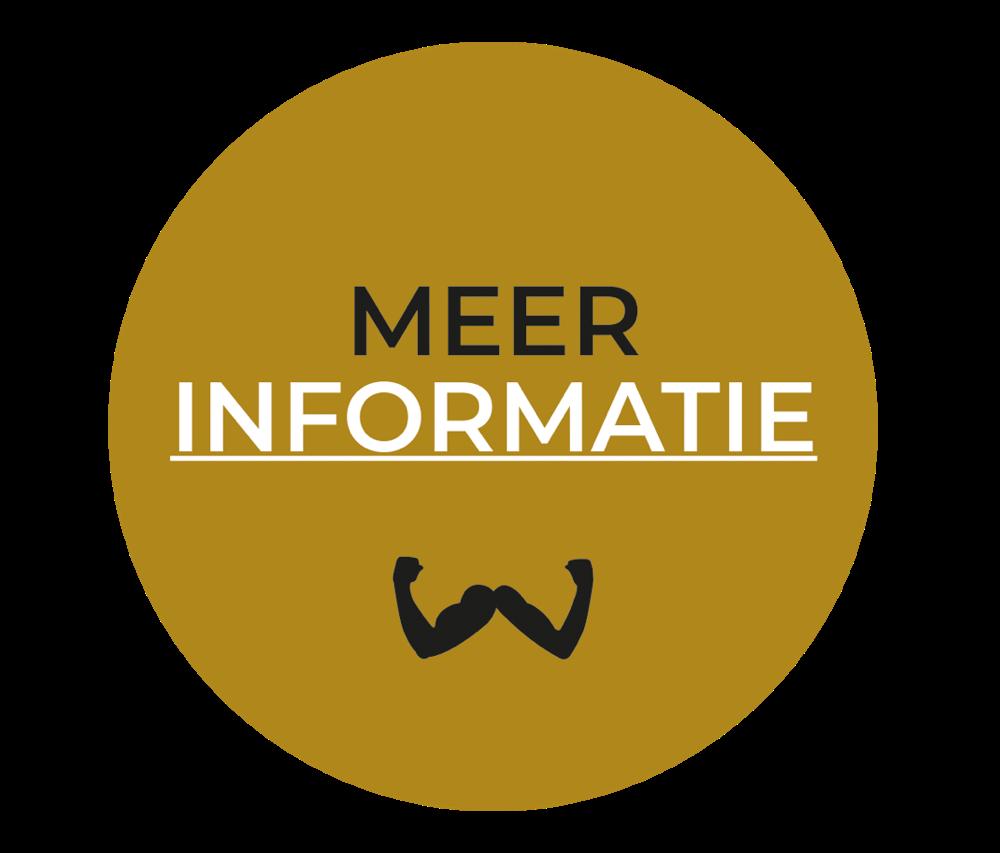 Meer informatie knop sportschool Hoorn