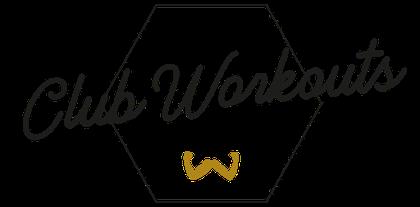Club workouts logo Louis Fitboutique Hoorn