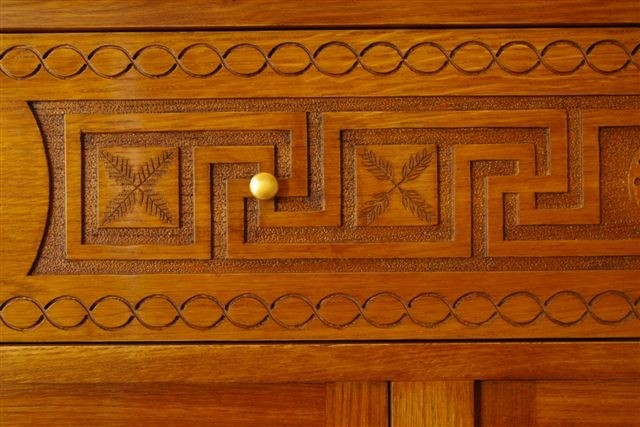 Porte de tiroir engravings Vincent Pilard
