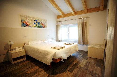 Camera Iris | Dove dormire a Trento