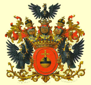 Wappen der Courten (Wallis)