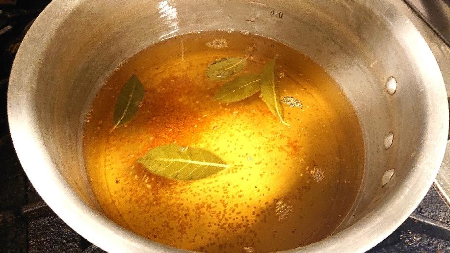 すごく美味しい蜂蜜も入って♥️特製液完成‼️