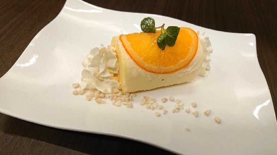 オレンジフロマージュ  ¥500税別