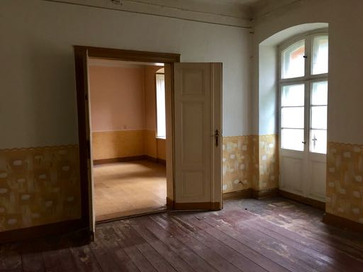 Dielen Ochsenblut schleifen Strausberg bei Berlin