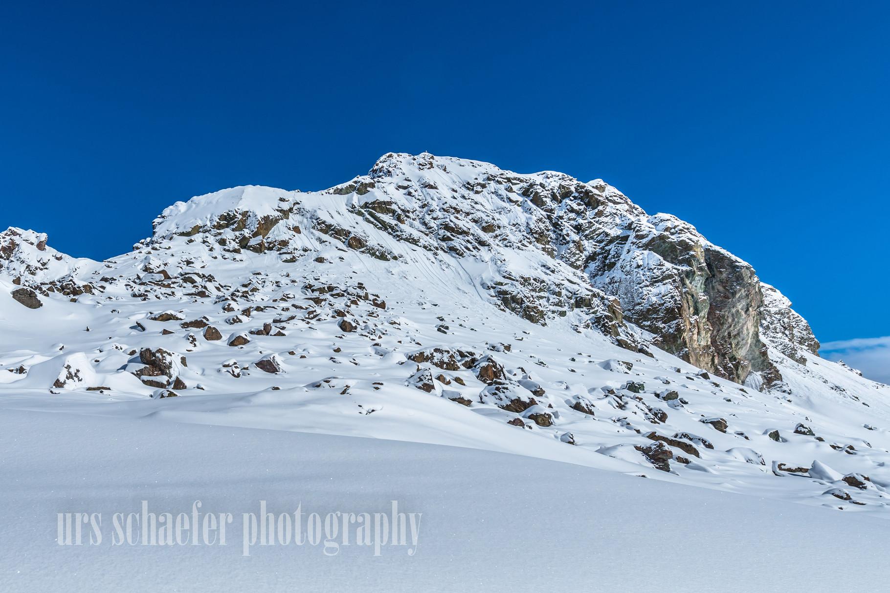 flimspitze: übergang ischgl - alp trida (ch)