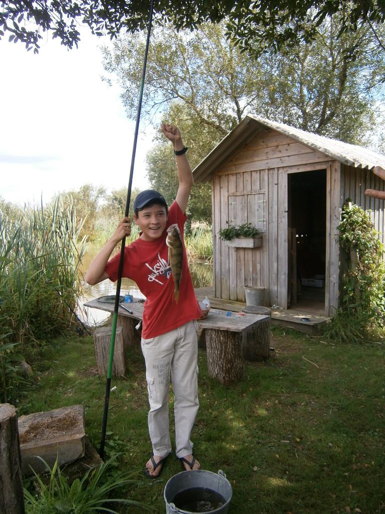 pêche à volonté
