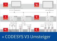 CODESYS V2.3 - V3 Umsteiger