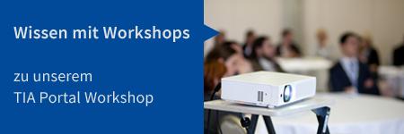mehr zu unserem TIA Portal Workshop