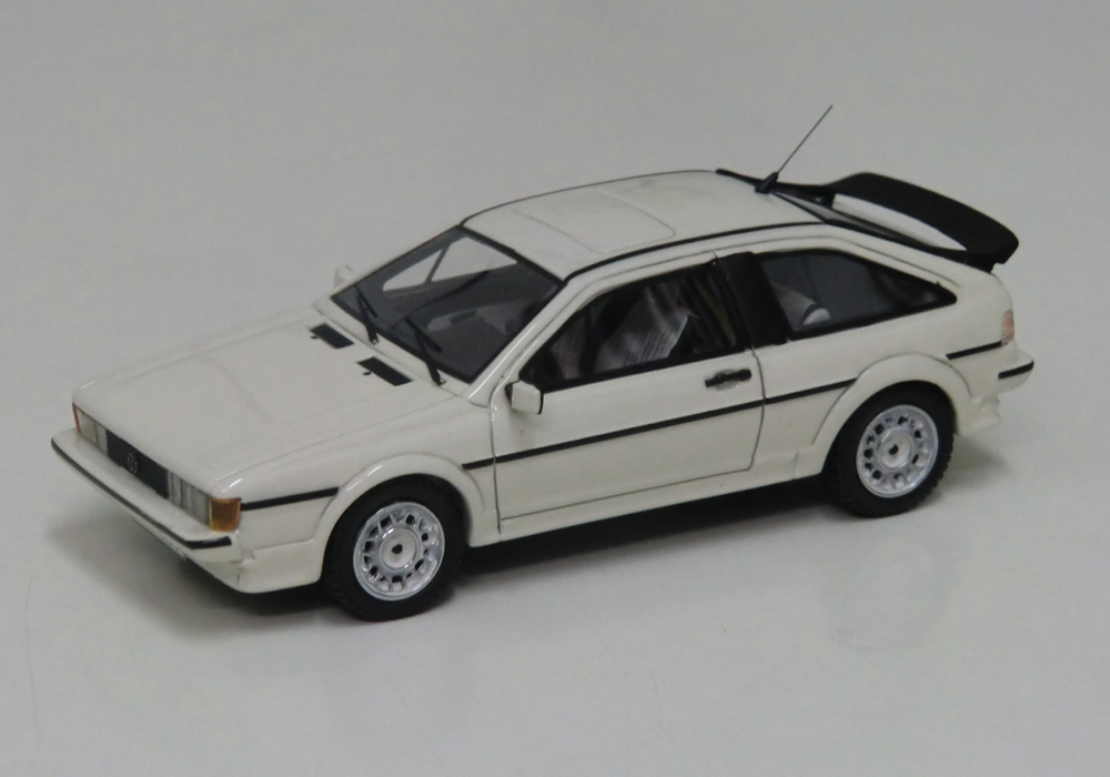 Scirocco II GT Scala, weiss
