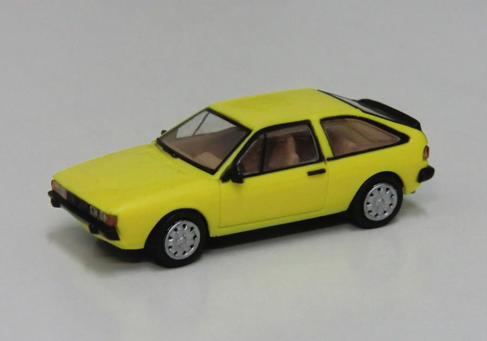 Scirocco II 1980, zink gelb