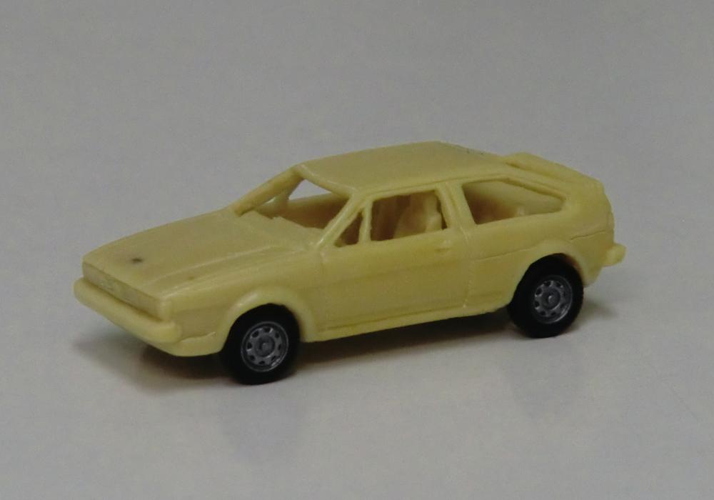 Scirocco II '81, elfenbein