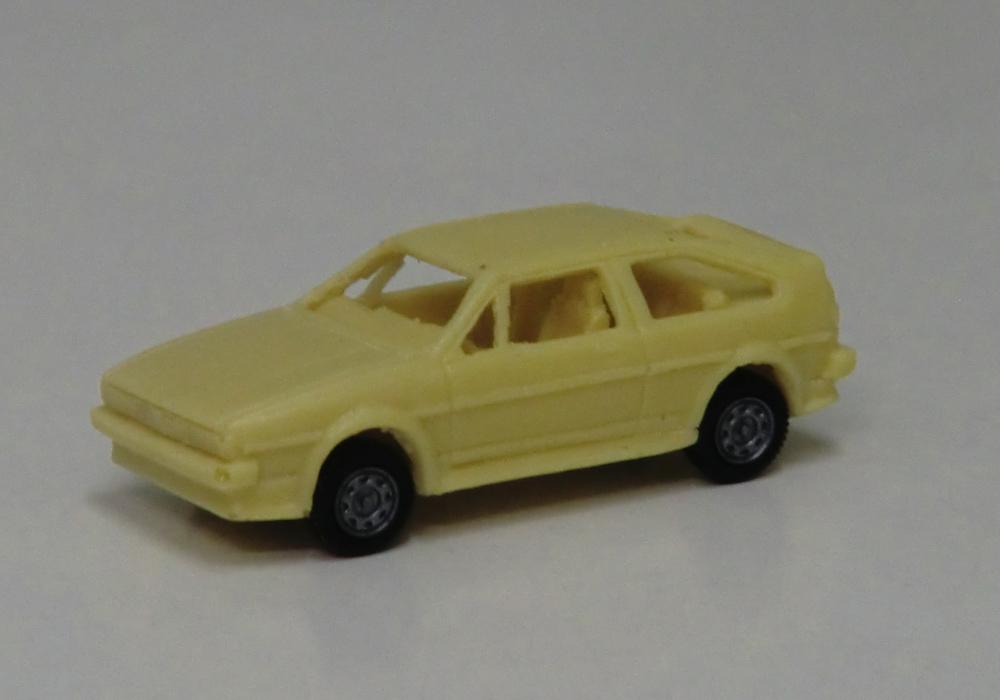 Scirocco  II GT '85, elfenbein