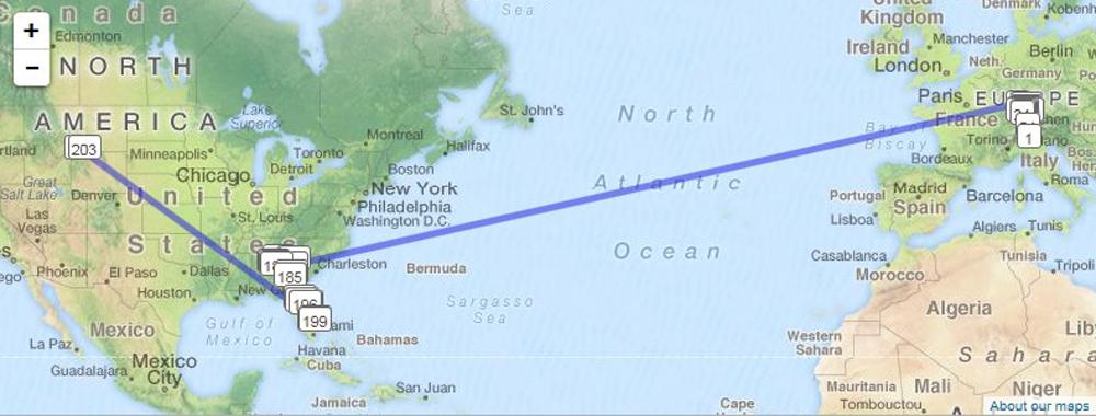 13'380 Km