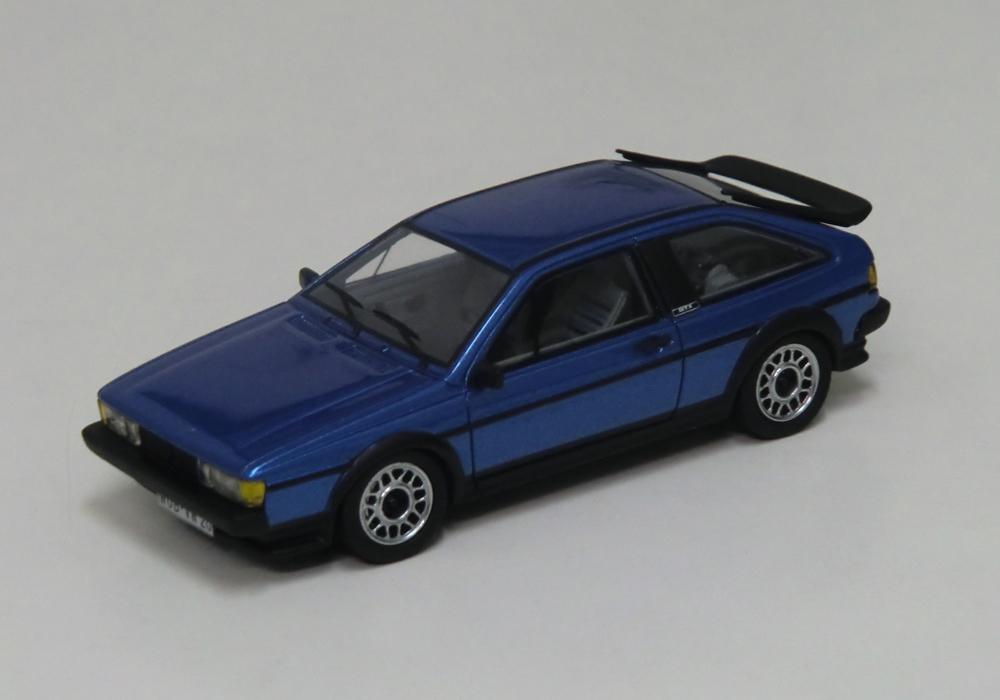 Scirocco II GTX, blau