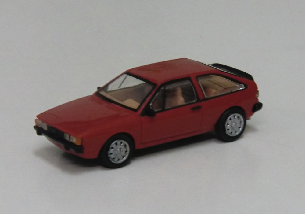 Scirocco II 1980, signalrot