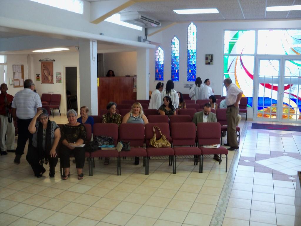 Otros de la congregacion