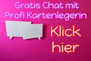 Lass dir Kartenlegen online kostenlos per Chat