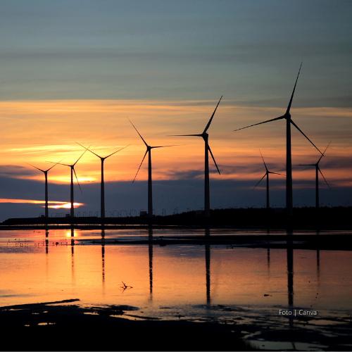 Deutsche BASF investiert 1,6 Milliarden in niederländischen Offshore-Windpark
