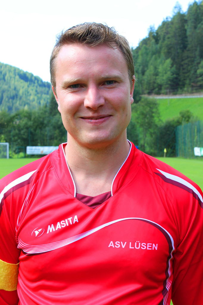 Kapitän Florian Putzer