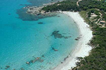 Foto aerea del Golfetto