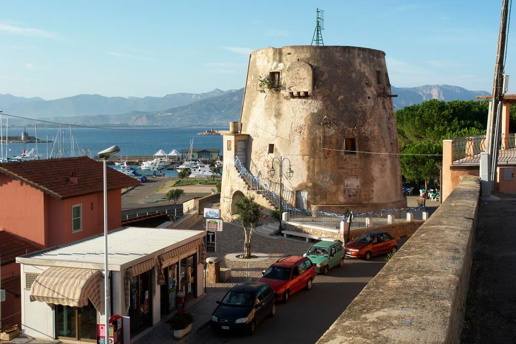 Torre di Arbatax