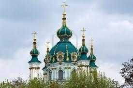KIEV, Chiesa di S.  Andrea