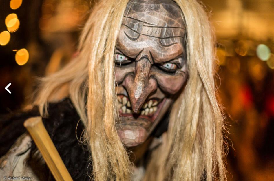 AmperPerchten - Hexen vertreiben die bösen Geister