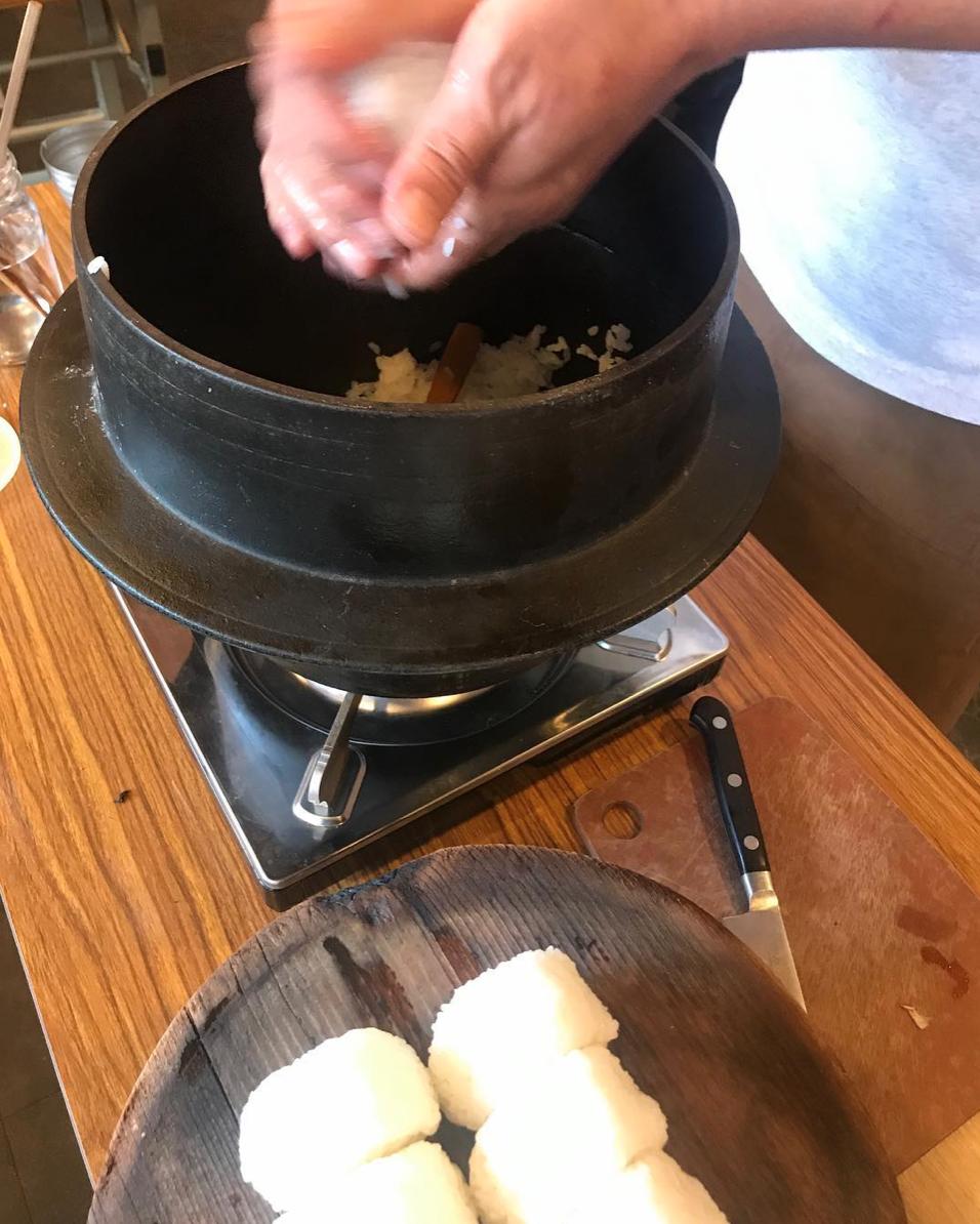禅寺食堂「飯と汁」