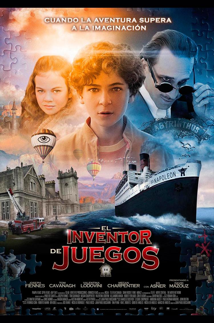EL INVENTOR DE JUEGOS (2014)