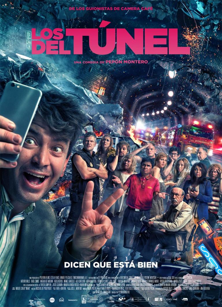 LOS DEL TÚNEL (2016)