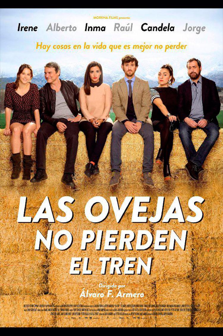 LAS OVEJAS NO PIERDEN EL TREN (2014)
