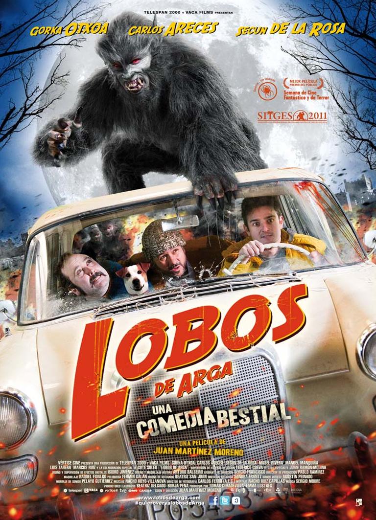LOBOS DE ARGA (2011)