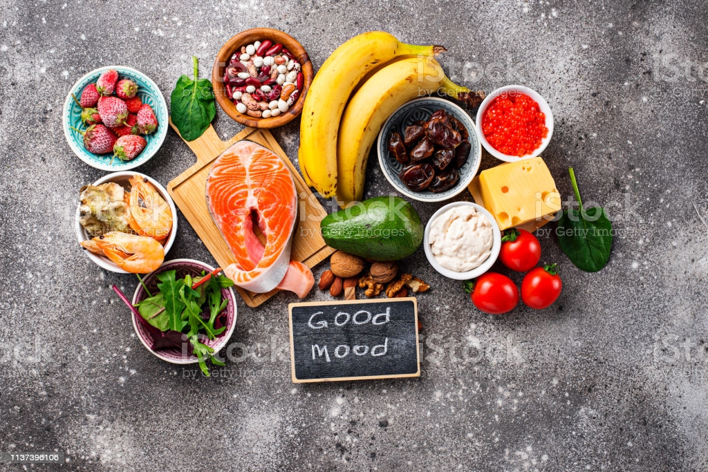 L'alimentation de la bonne humeur