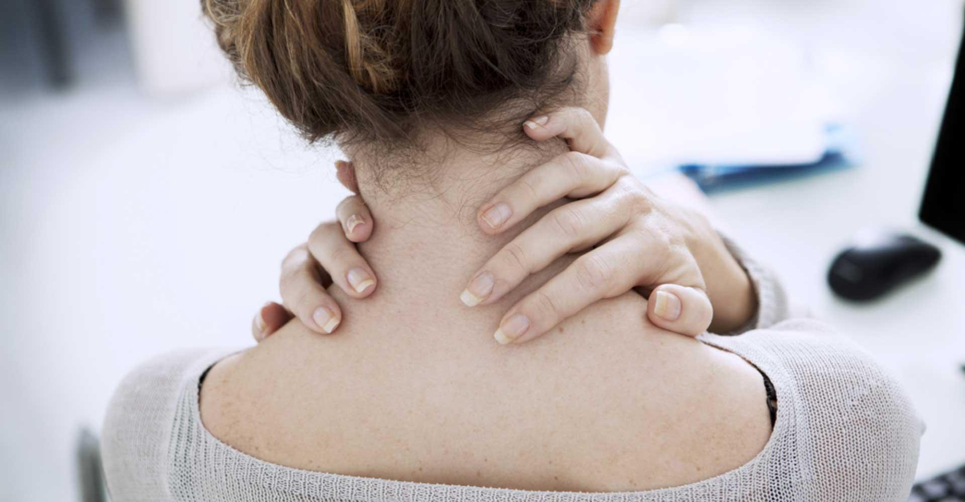 Deux auto-massages contre la fatigue