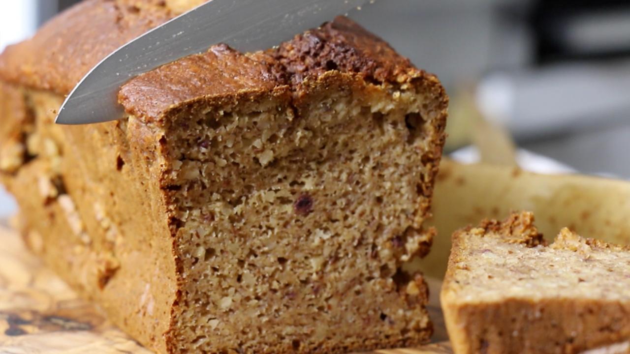 Un gâteau aux amandes sans farine, version Low Carb !