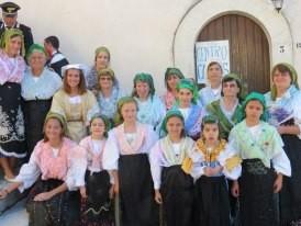 Les filles à San Gerardo